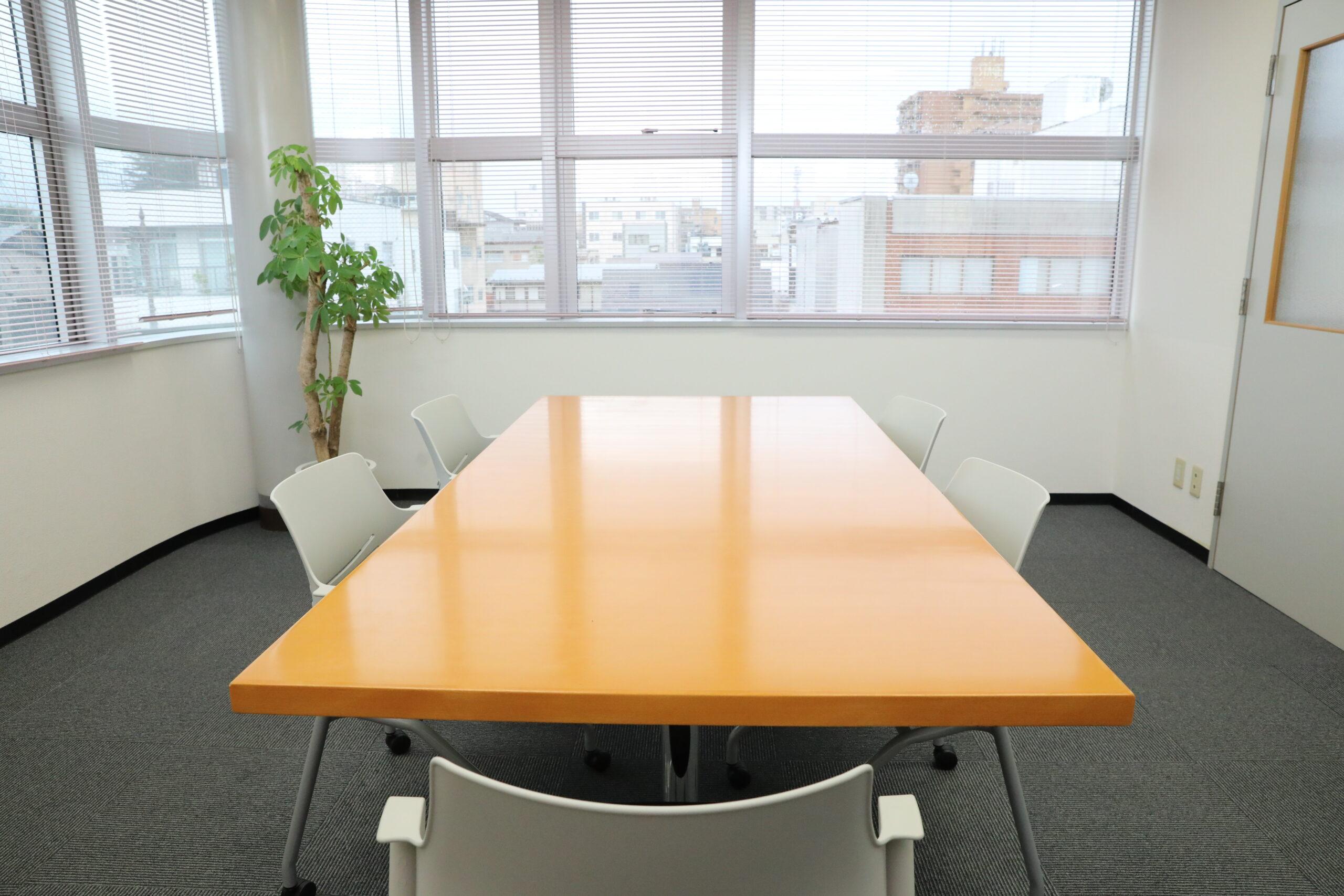 古城博道法律事務所の相談室2